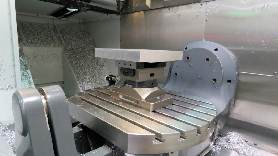 CNC Milling Jota Advanced Engineering