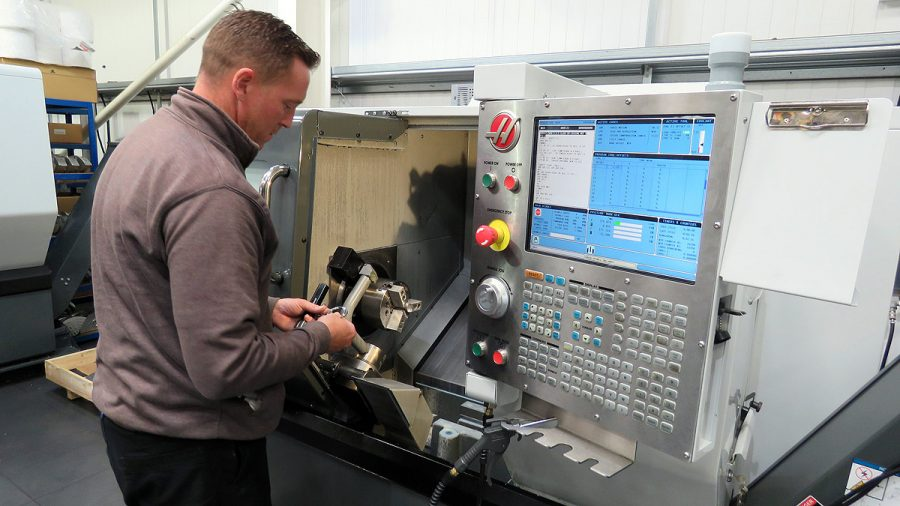 CNC Turning Jota Advanced Engineering