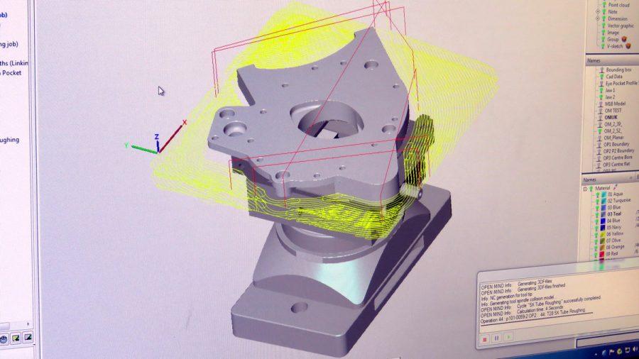 Jota Advanced Engineering CAD\CAM Programming