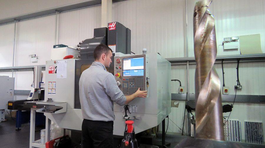 CNC Milling Jota Advanced Engineering