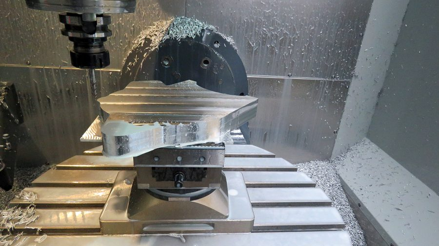 CNC 3 and 5 Axis Milling Jota Advanced Engineering